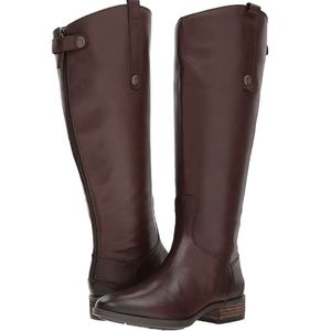 Sam Edelman Penny2 Leather Riding Boot